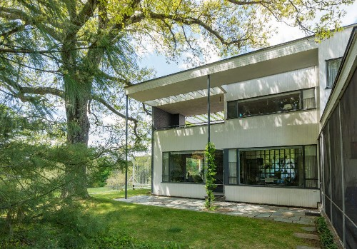 For The Bauhaus Centennial, Visit Its Father's Home
