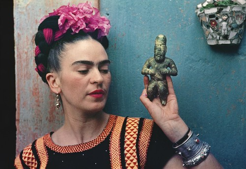 Frida Kahlo: Her Iconic Genius, Fashion And Intimate Objects In V&A's Blockbuster Exhibition