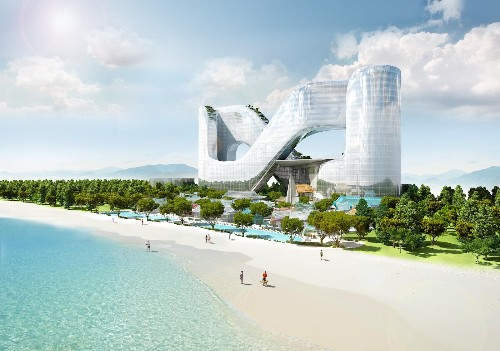 5 Outrageous Luxury Hotels Now Underway