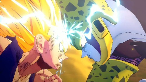 'Dragon Ball Z: Kakarot' Will Be Released Early Next Year And Include The Cell Saga