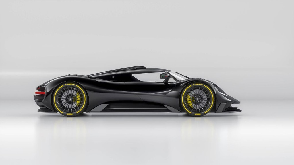 Dumped Lotus Boss Bounces Back With The Sports Car Ferrari Wishes It Built