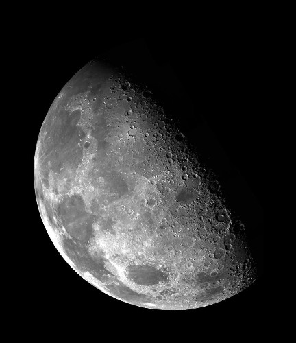 NASA CubeSat To Make Most Detailed-Ever Map Of Water Ice At Moon's South Pole