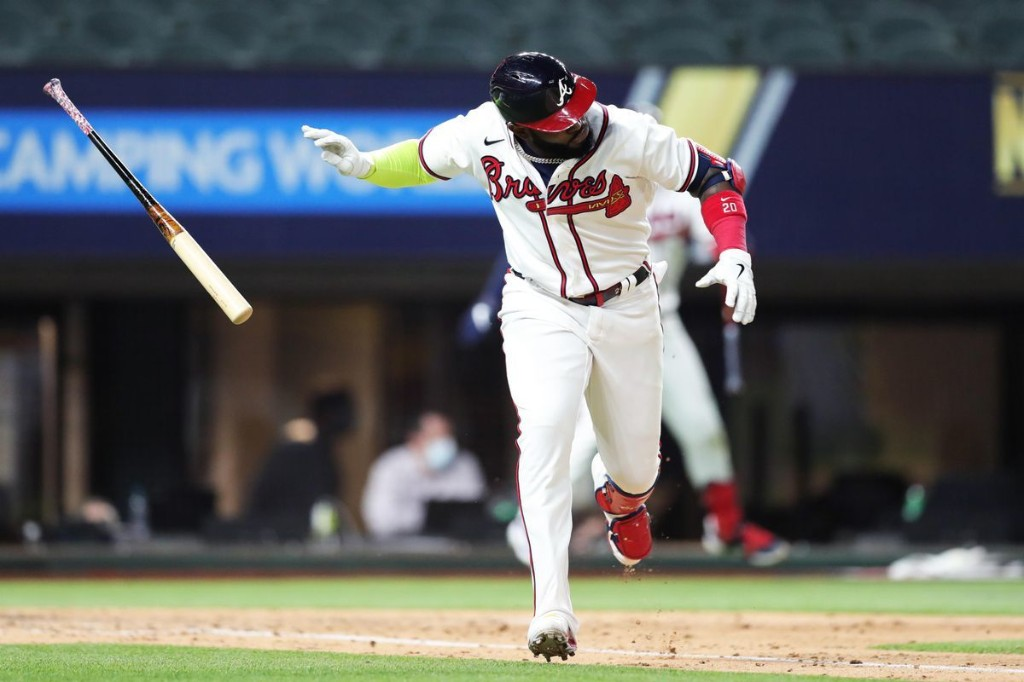 Atlanta Braves Will Prioritize Re-Signing Marcell Ozuna, But That's One Of Many Tough Off-Season Decisions
