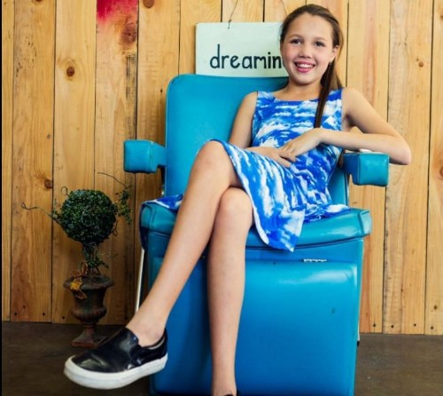 Twelve-Year-Old Entrepreneur Breaks Into Fashion Industry For An Important Cause