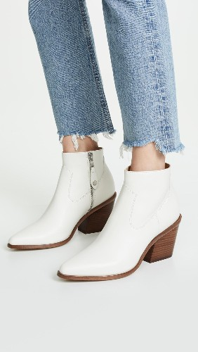 The Best Booties to Take You Into Spring