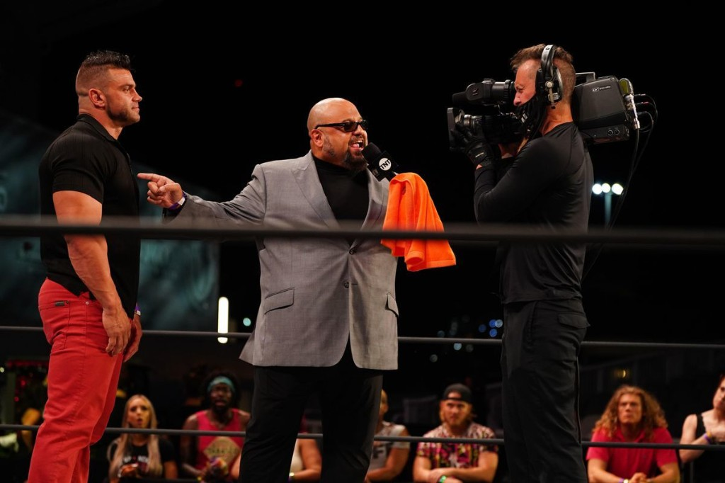 NXT Beats AEW Again As WWE Is Reportedly Fuming Over Taz Comments