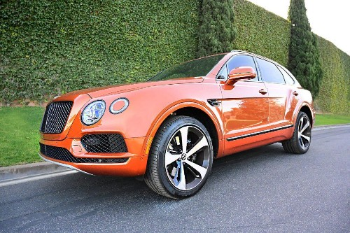 Test-Drive: 2019 Bentley Bentayga Blows Away All Other SUVs, For Now