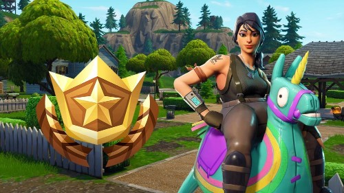 'Fortnite' Guide: Where To Find A Stand With Sheet Music On It In Pleasant Park