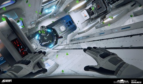 15 Minutes With 'Adr1ft' On Oculus Rift -- Weightless, Terrified, And Mesmerized