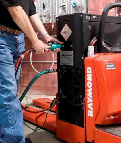 Sprint, FedEx Invigorate Hydrogen Fuel Cell Tests