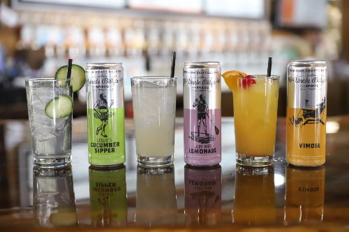 7 Refreshing Canned Cocktails To Sip Lakeside Or Liven Up Your Pool Party