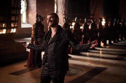 'Game Of Thrones:' Is Euron Greyjoy A Mary Sue?