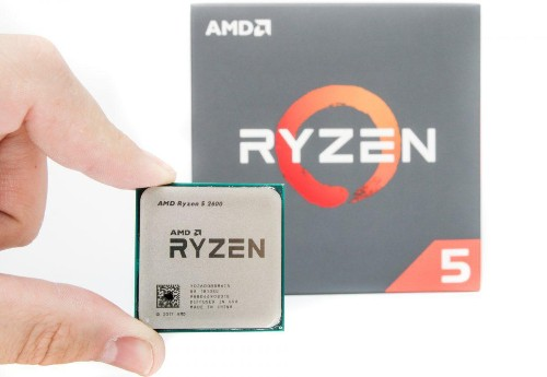AMD's Ryzen 5 2600 Outsells Every Other Desktop CPU As Intel Loses Market Share