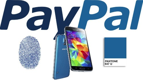 Samsung And PayPal Move Against Apple With Galaxy S5 Finger Swipe Payments