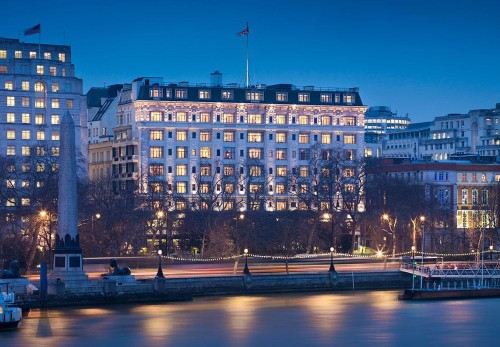 The Savoy Hotel Goes Green