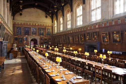 The Oxford Experience