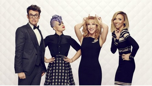 What Kathy Griffin's 'Fashion Police' Exit And The 2015 Awards Season Say About Hollywood Feminism