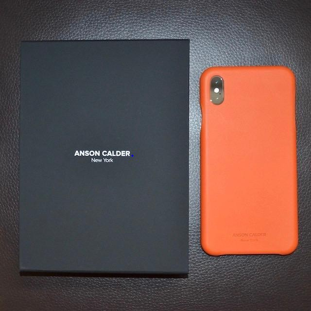Review: Anson Calder Calfskin iPhone Case