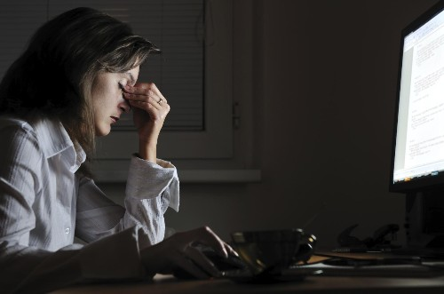 Five Reasons You're Killing Yourself Working Overtime, And How To Stop