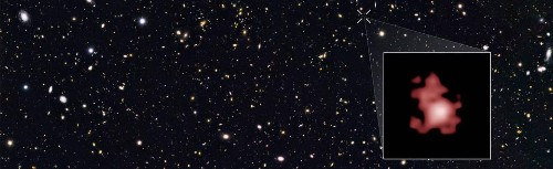 Hubble Shatters The Cosmic Distance Record; Most Distant Galaxy 'A Shocker'