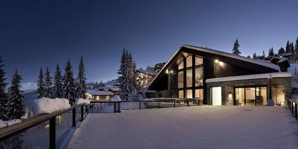 Three Ultra-Exclusive Alpine Ski Chalets