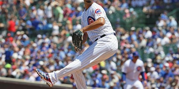 Yu Darvish Finally Flies The W At Wrigley In What Cubs Hope Is A Sign Of Things To Come