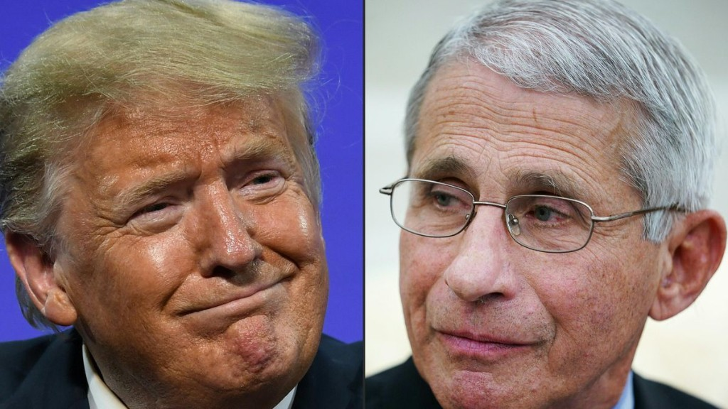 As Trump Claims Pandemic Will 'End Quickly,' Fauci Warns U.S. May Not Return To 'Normal' Until 2022