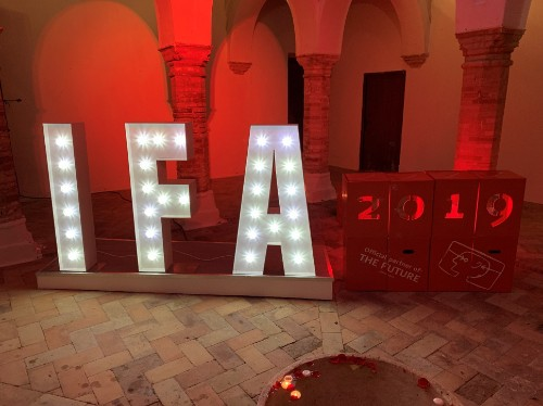 IFA's Global Press Conference Sets Stage For Big Berlin Event In September