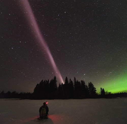Scientists Solve The Mystery Of STEVE, And Find It's So Much More Than An Aurora