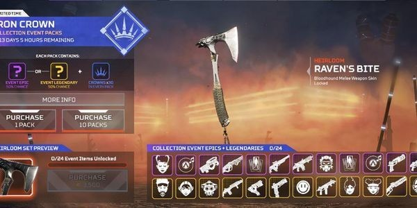 Apex Legends' Iron Crown Microtransactions 'Fix' Is Extremely Bad