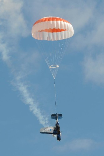 Airframe Parachutes Might Have Prevented The Germanwings Crash