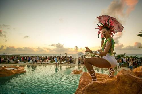 Inside SXM Festival: A Music Festival On A Caribbean Island
