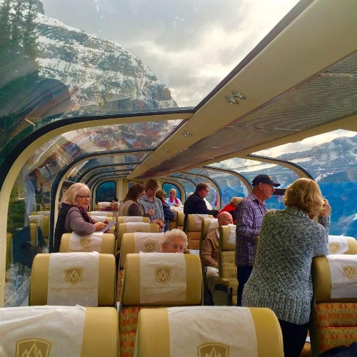 Train Travel In Switzerland, Canada, And The Arctic Circle: Northern Lights, Winter Delights