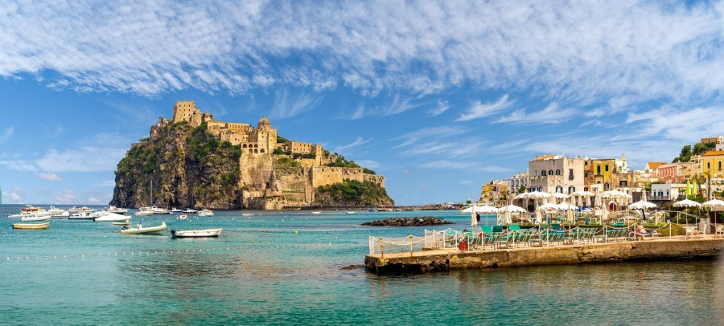 Ischia Launches New Digital Campaign To Promote Sustainable Tourism To The Island