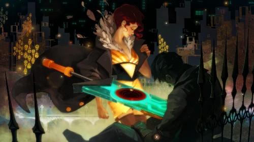 'Transistor' Review: Combat Evolved