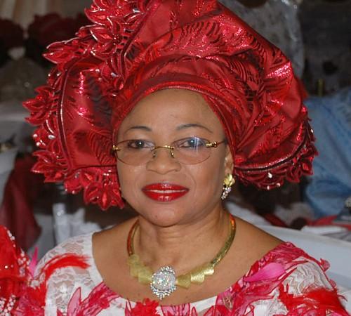 Nigeria's Richest Woman Folorunsho Alakija Reveals She Did Not Go To University