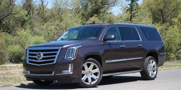 2015 Cadillac Escalade Test Drive And Review: Big Lux Redux