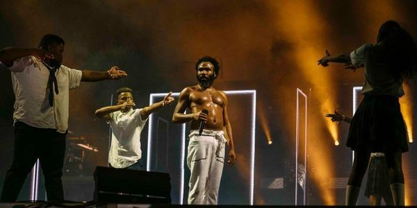 Childish Gambino Slays Lollapalooza Day 2 Lineup, Performs 'This Is America'
