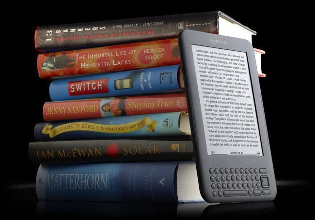 Is Your Kindle Making You Stupid? Study Says e-Readers May Be Missing Out