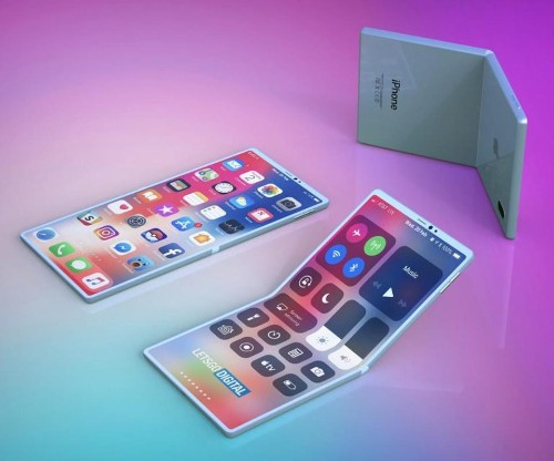 New Folding iPhone Patent Could Be A Smart Financial Move