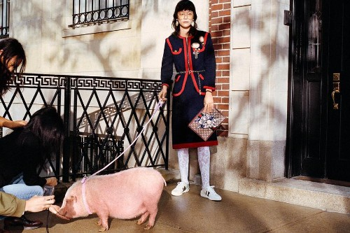 How Luxury Brands Are Celebrating Lunar New Year 2019, The Year Of The Pig