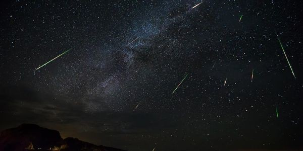 The Perseid Meteor Shower Is Here, And Might Foretell Humanity's Extinction