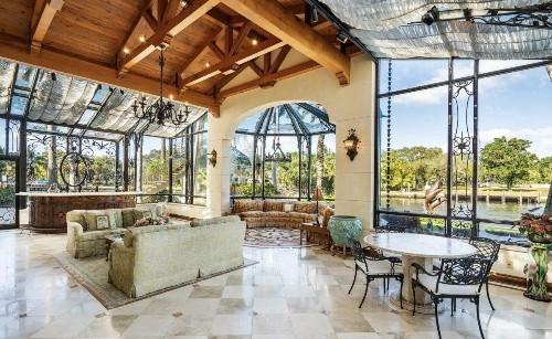 Late Billionaire And Sports Mogul Wayne Huizenga's Estate Comes To Auction