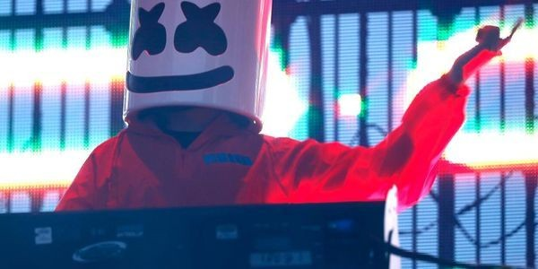 Marshmello Owns An Incredible 12 Spots On The Dance Chart