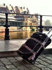 How To Travel Anywhere With Nothing But A Carry-On Bag