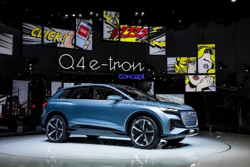 Insight: Audi Design Director On E-tron Electrification And Brand Experience