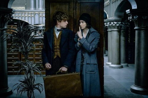 Box Office: 'Fantastic Beasts' Finds Better Monday Than First Two 'Harry Potter' Movies