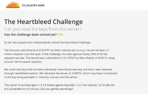 How Heartbleed Happened, The NSA And Proof Heartbleed Can Do Real Damage