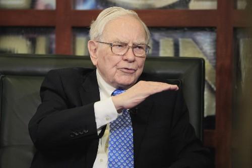Berkshire Hathaway Shares Top $200,000, Buffett Worth Nearly $66B