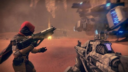 The Top First-Person Shooters Of 2014